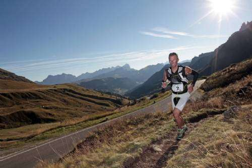 Sellaronda Trail Running 2012
