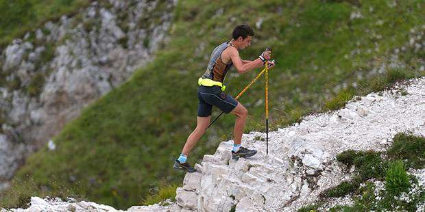 Nadir Maguet in azione (foto skyrunning.it)