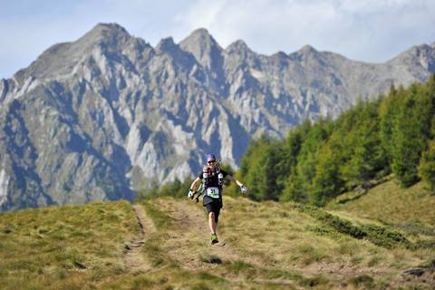Adamello Ultra trail (foto Davide Ferrari)