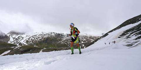 Alessandra Carlini (foto skyrunning.it)