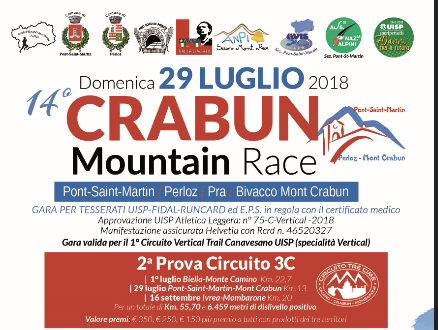 Apertura Crabun Mountain Race