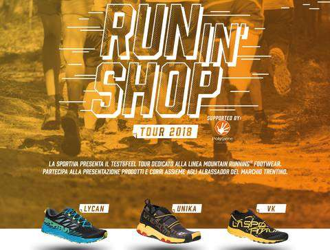 Apertura Run In Shop Tour