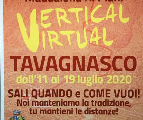Apertura Virtual Vertical Corsa ai Piani Tavagnasco