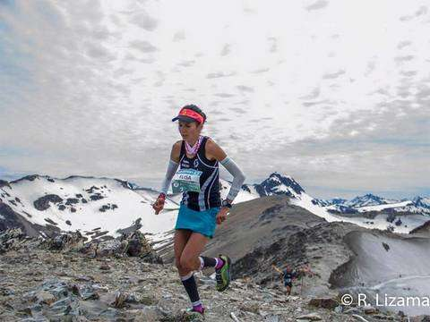 Elisa Desco vincitrice in Argentina K42 Trail Running (foto fb Compressor)
