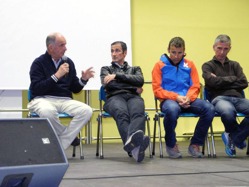 Il Presidente della Regione Valle d'Aosta racconta il suo Tor des Geants