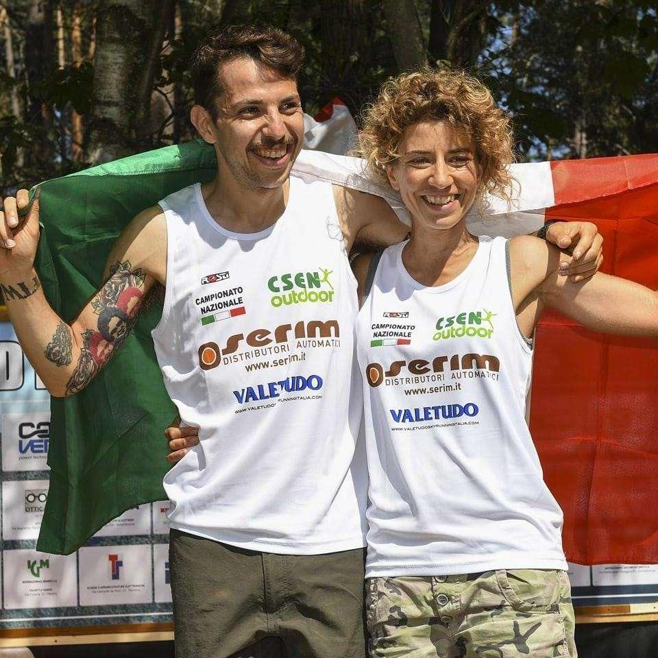 Grand Bucc Race: Daniela Rota E Stefano Rinaldi Campioni