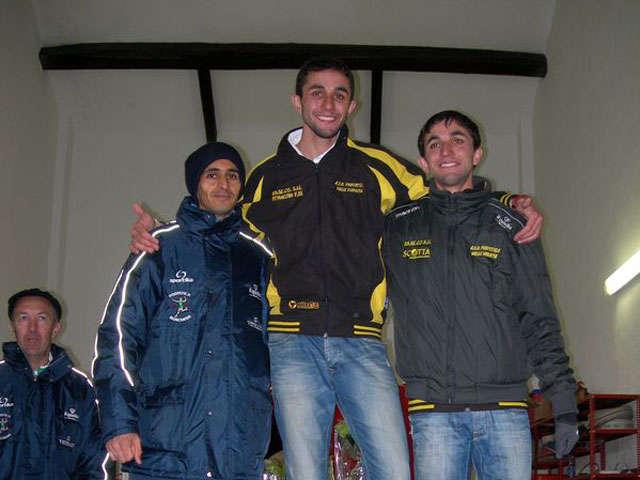 Trofeo ANA di Busca (CN): doppietta della Valle Varaita con i Dematteis e dell'Atletica Saluzzo con El Kannoussi e Agnese
