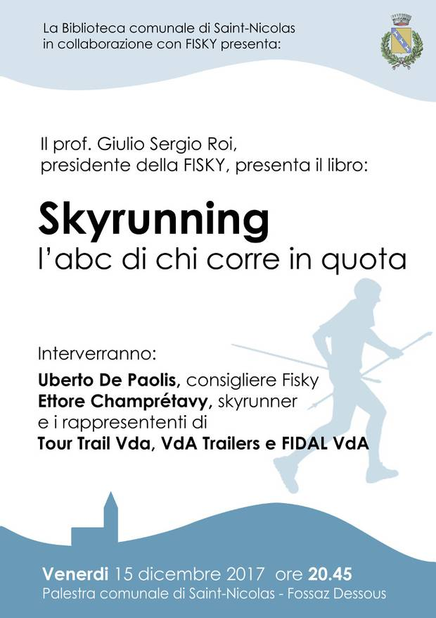 Serata Skyrunning, l'ABC di chi corre in quota
