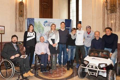 La presentazione di Wings for Life World Run a Milano