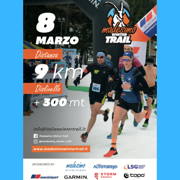 Madesimo Winter Trail