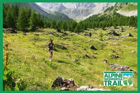 Marina Plavan (foto Alpine Wonderful Trail)
