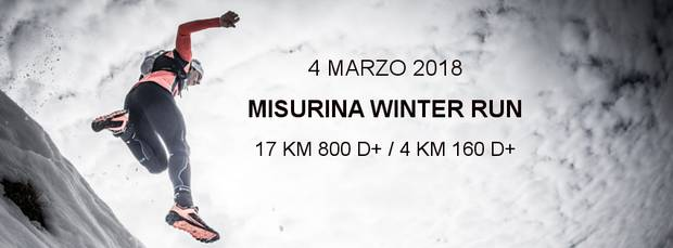 Misurina Winter Run