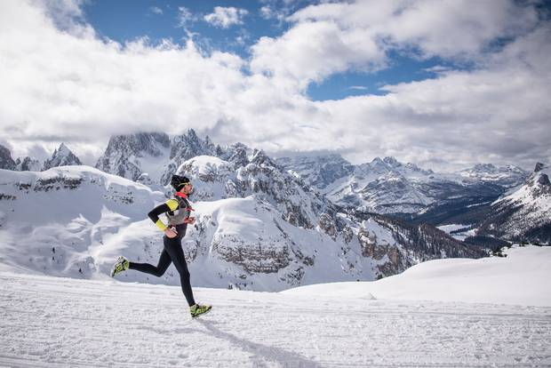 Misurina Winter Run (foto Selvatico)