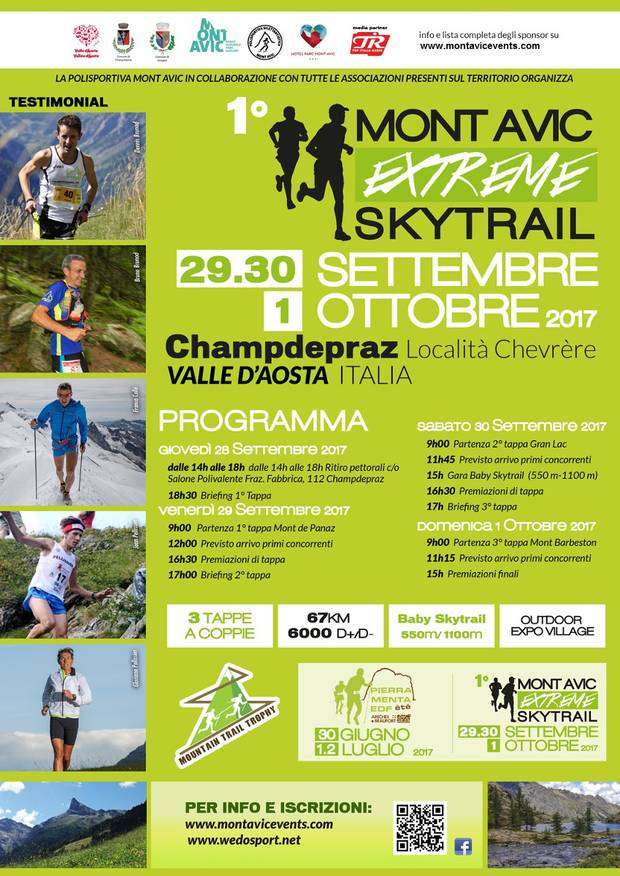 Mont Avic Extreme Skytrail