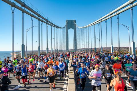 New York Marathon (foto New York Road Runners)