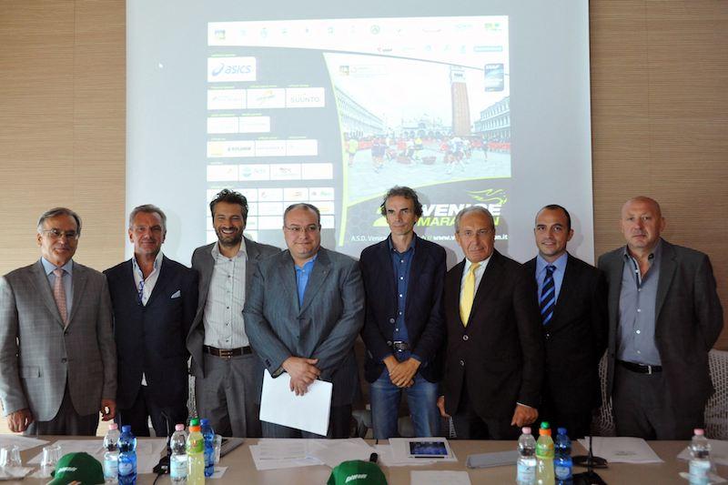 Venice Marathon da record: 8 mila iscritti e 50 mila euro di fondi raccolti