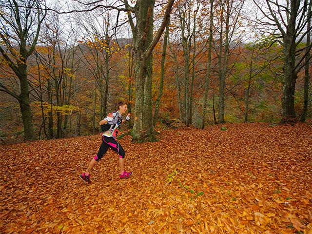 Si corre domenica 25 ottobre il Trail Monte Casto (foto Francesco Berlucchi)