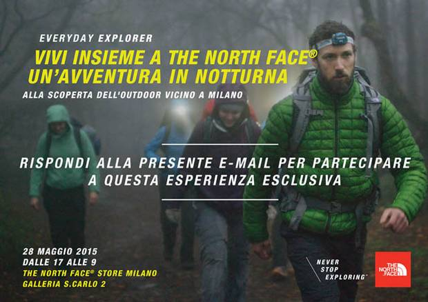 From Five to Nine - The North Face