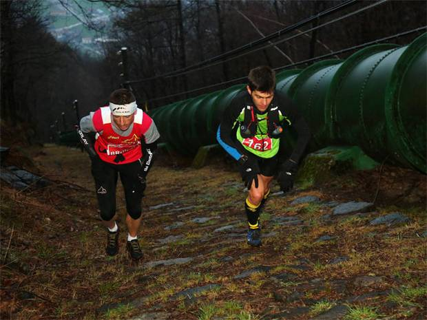 The Electric Trail - Dennis Brunod e Nicolas Pianet al comando (foto Busso)