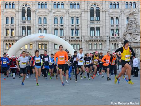 Trieste Christmas Run