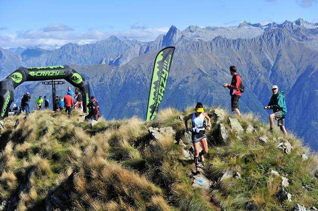 International Rosetta SkyRace (foto Ferrari)