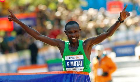 Mutai trionfa a New York