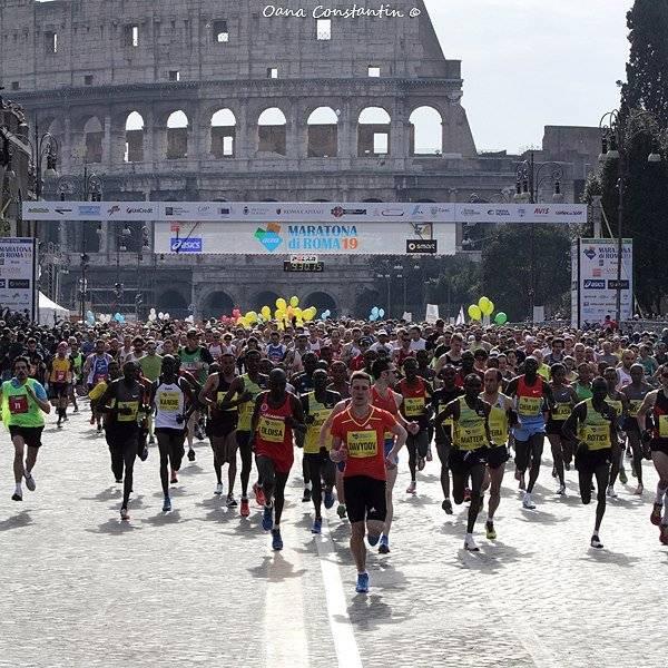 New Balance è il nuovo sponsor tecnico della Maratona di Roma ...