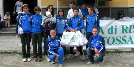 Fossano-Rifugio Migliorero (CN) 21.9.2008