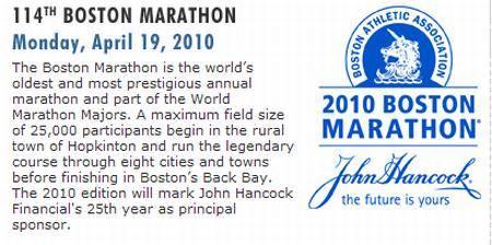 Calendario Maratone Internazionali.Maratone Internazionali Calendario 2010 Running Passion