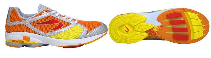 Newton running aumenta l'energia della corsa